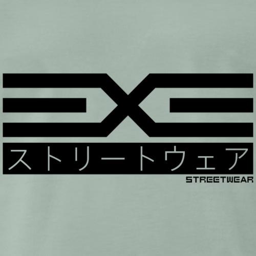 EXE Steetwear Black - Männer Premium T-Shirt