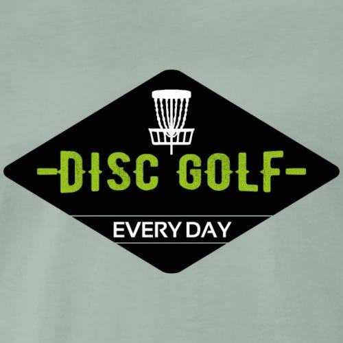 Disc Golf Every Day - Männer Premium T-Shirt