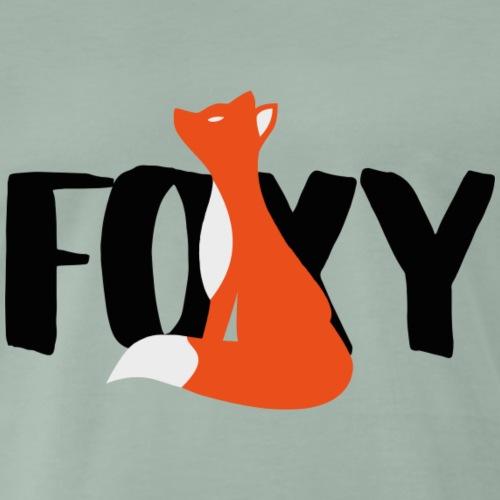 Foxy - Men's Premium T-Shirt