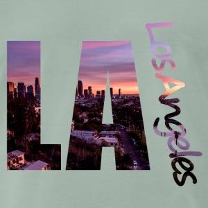 LA - Los Angeles - Men's Premium T-Shirt