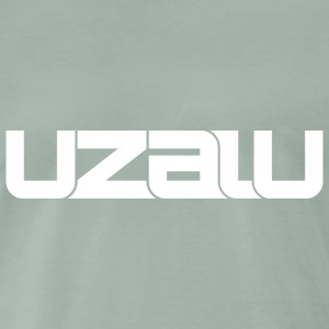 uzalu - White - Men's Premium T-Shirt