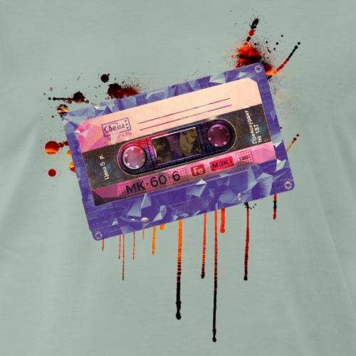 Farben der Musik - Männer Premium T-Shirt