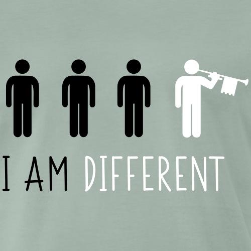 i am different chiarina - Maglietta Premium da uomo