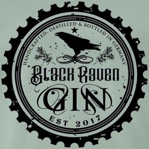 black raven - Männer Premium T-Shirt