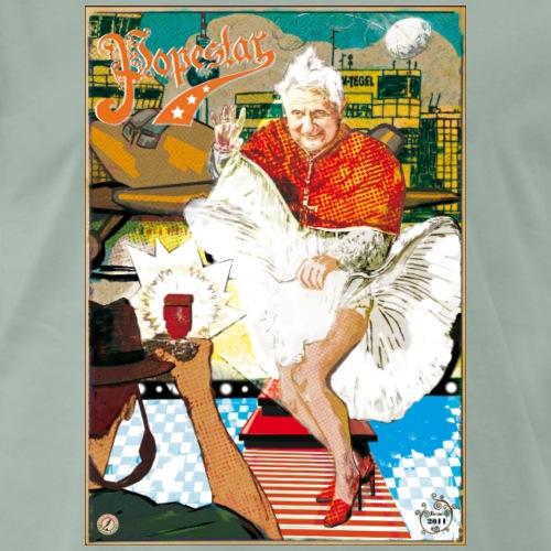 Papst - Männer Premium T-Shirt