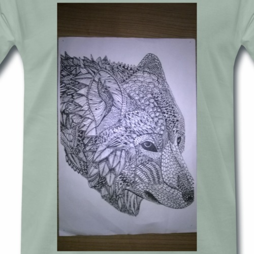 Dances with wolfs - Mannen Premium T-shirt