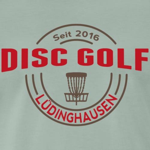 DGLH Stamp Design 1 - Männer Premium T-Shirt