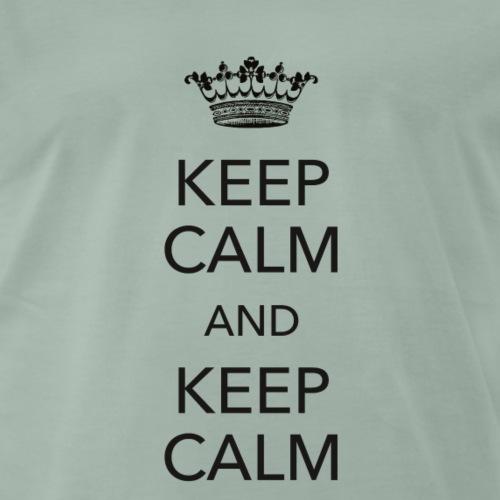 keep keep1 - Männer Premium T-Shirt