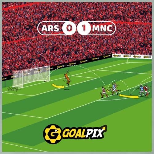 ARS-MNC 0-1 | Canvass - Maglietta Premium da uomo