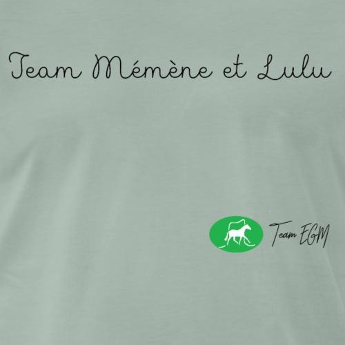 team memene et lulu - T-shirt Premium Homme