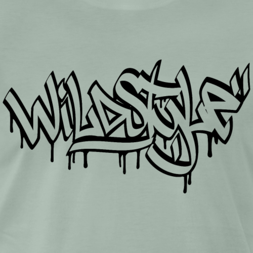 wildstyle - Camiseta premium hombre