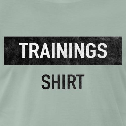 TRAININGS SHIRT Männer Frauen - Männer Premium T-Shirt
