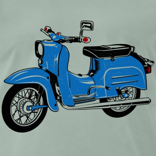Simson Schwalbe KR51 - Männer Premium T-Shirt