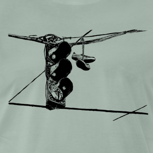 Ampel - Männer Premium T-Shirt