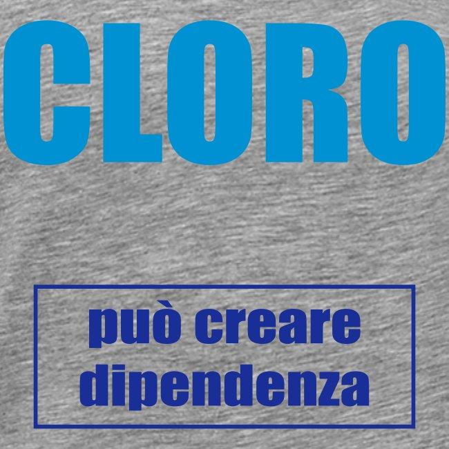 CLORO - CREA DIPENDENZA