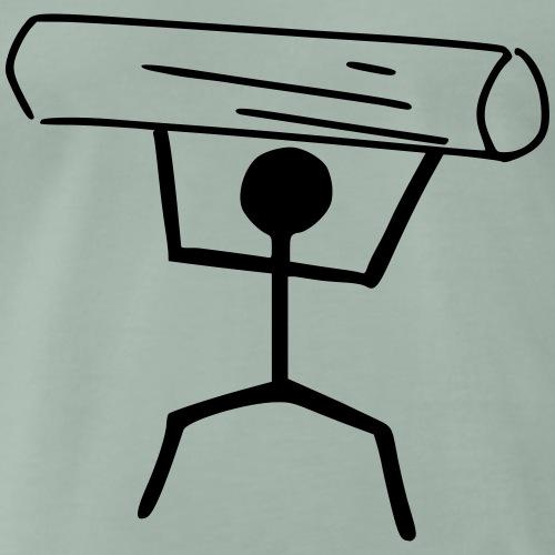 Strongman - Männer Premium T-Shirt