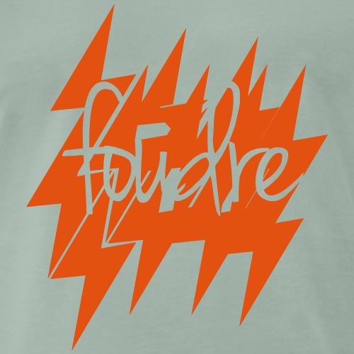 l'art foudre multi - Männer Premium T-Shirt