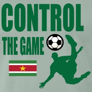 Control The Game - Men's Premium T-Shirt