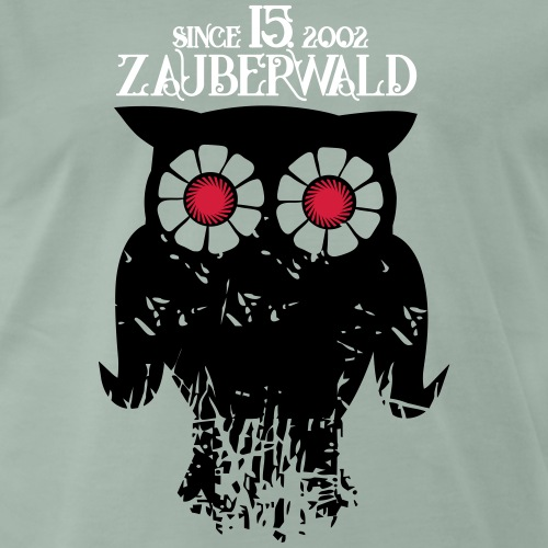 Zauberwald 2017 Spooky - Männer Premium T-Shirt