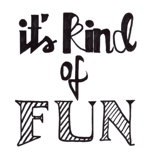 its kind of fun - Männer Premium T-Shirt