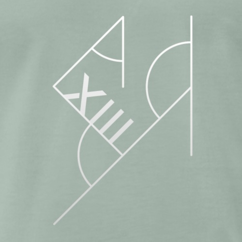White XIII - Men's Premium T-Shirt