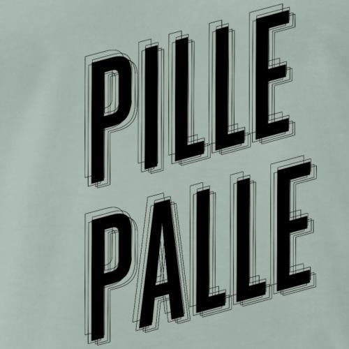 Pille Palle - Männer Premium T-Shirt