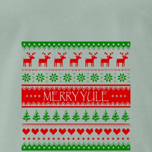 merry yule - T-shirt Premium Homme