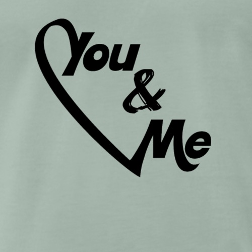 You & Me! - Männer Premium T-Shirt