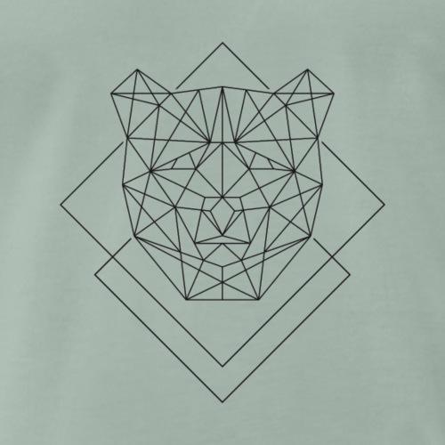 Polygon Bär - Männer Premium T-Shirt