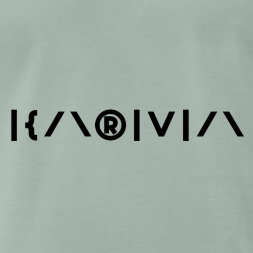 Karma in Leetspeak - Männer Premium T-Shirt