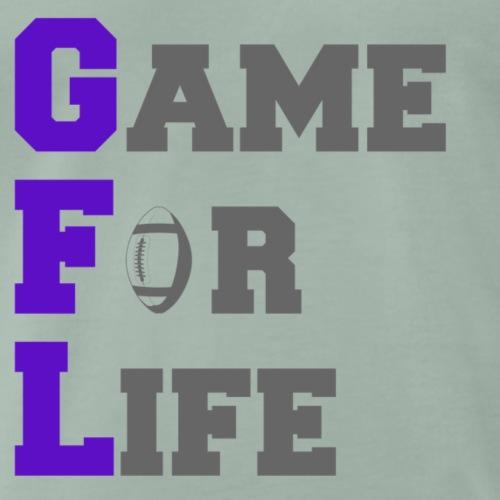 GFL BLAU - Männer Premium T-Shirt