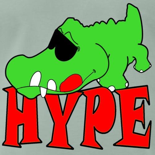 KrokoHype - Männer Premium T-Shirt