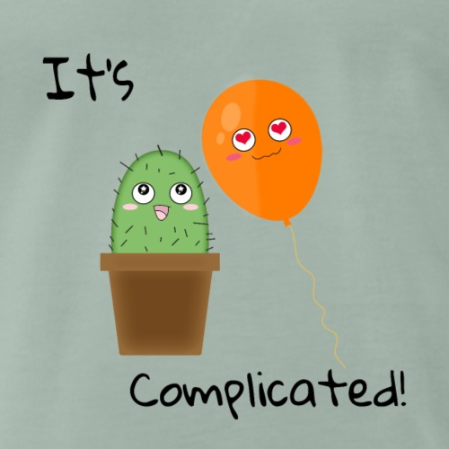 It's complicated! - Männer Premium T-Shirt
