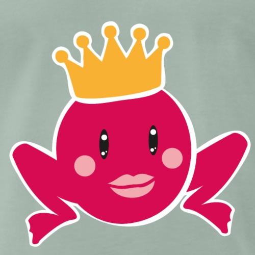 Frosch Königin - Männer Premium T-Shirt