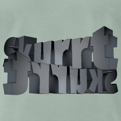 Skurrt: Version 2 - Männer Premium T-Shirt