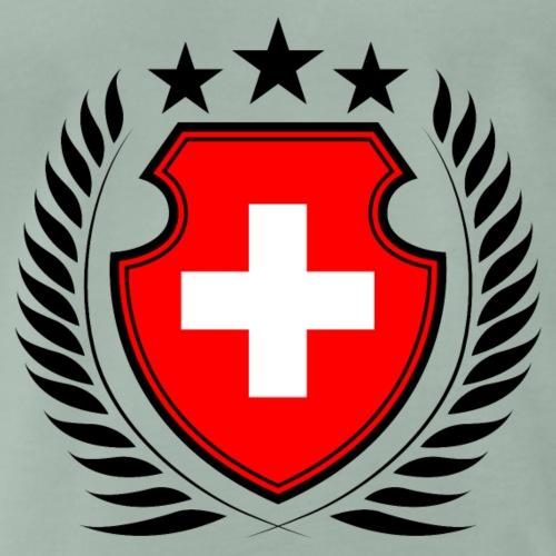 Schweiz - Männer Premium T-Shirt