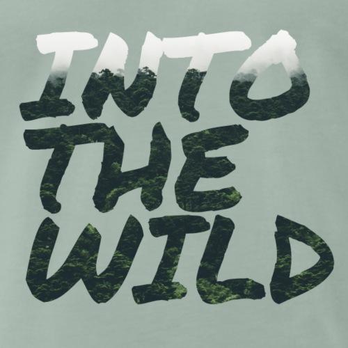 INTO THE WILD - Männer Premium T-Shirt