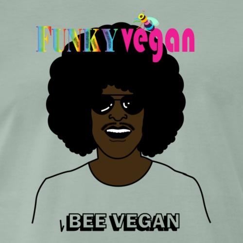 BEE VEGAN - T-shirt Premium Homme