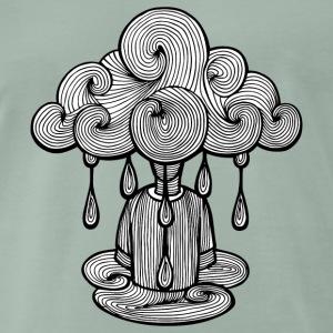 nuage lundi pluie, le lundi c'est nul...