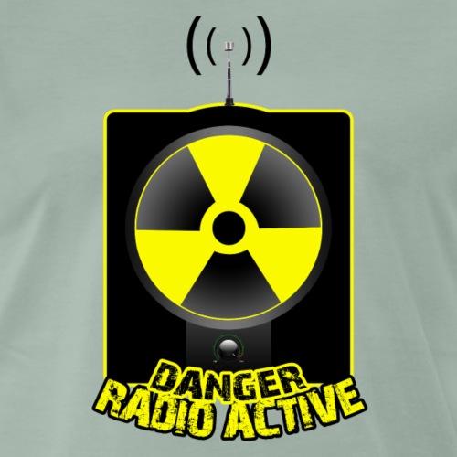 DANGER RADIO ACTIVE - T-shirt Premium Homme
