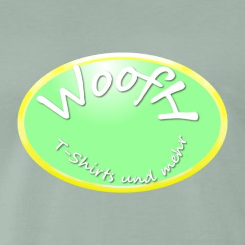 WoofH_Logo - Männer Premium T-Shirt