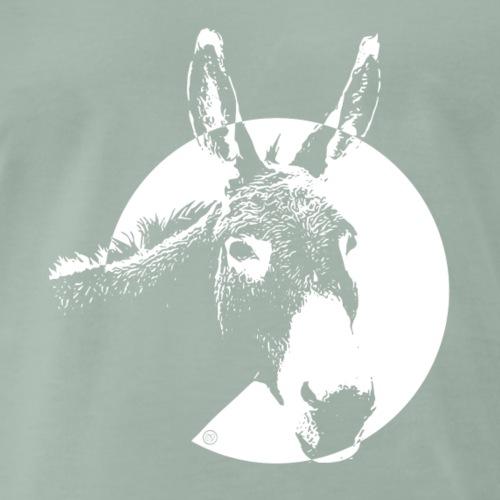 gar kein dummer Esel - Männer Premium T-Shirt