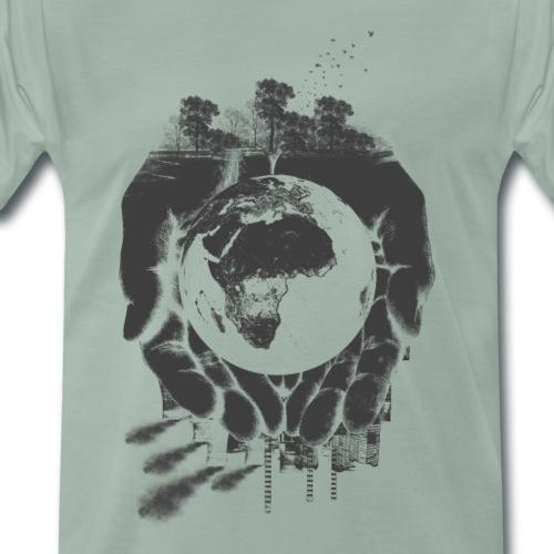 Umwelt - Männer Premium T-Shirt