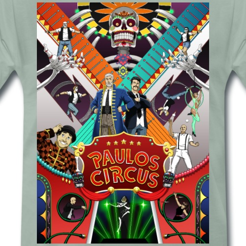 Paulos Circus 2018 2nd leg Tour Poster - Men's Premium T-Shirt