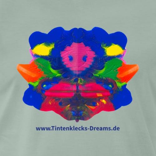 Tintenklecks-Dreams 4676 Motiv Seite 42 - Männer Premium T-Shirt