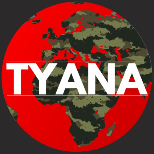 Tyana Globe - Männer Premium T-Shirt