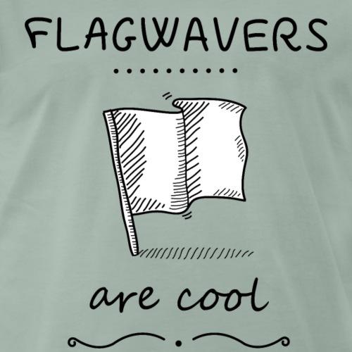 flag cool - Maglietta Premium da uomo