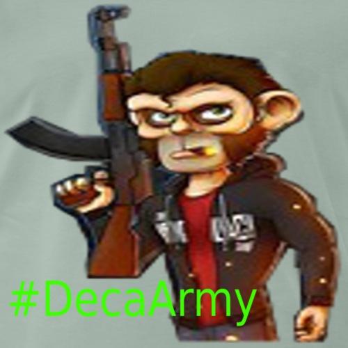DecaArmy merch - Männer Premium T-Shirt
