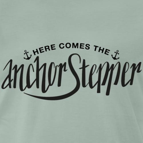 Anchor Stepper -b- West Coast Swing Cap - Männer Premium T-Shirt