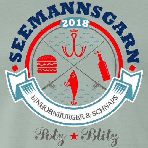 geweihbär Seemannsgarn 3 - Männer Premium T-Shirt